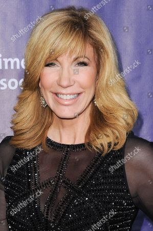 """Leeza Gibbons attends the 24th Annual """"A Night at Sardi's"""" held at the Beverly Hilton Hotel, in Beverly Hills, Calif"""