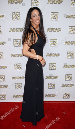 Songwriter Antonina Armato arrives at the 30th Annual ASCAP Pop Music Awards,, at Loews Hollywood Hotel in Hollywood, California