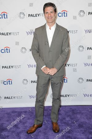 """Steven Levitan arrives at the 32nd Annual Paleyfest : """"Modern Family"""" held at The Dolby Theatre, in Los Angeles"""