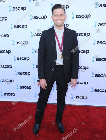 Editorial image of 33rd Annual ASCAP Pop Music Awards - Arrivals, Los Angeles, USA
