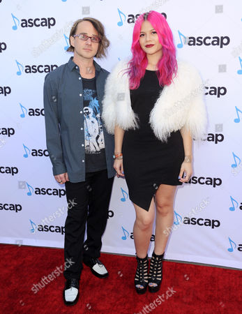 Editorial picture of 33rd Annual ASCAP Pop Music Awards - Arrivals, Los Angeles, USA