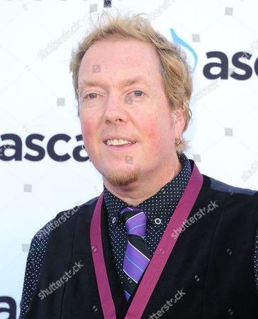 Dave Bassett, award winner for Fight Song, Ex And Oh and top song performance award winner for Ex & Oh, arrives at the 33rd annual ASCAP Pop Music Awards at the Dolby Ballroom, in Los Angeles