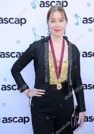 Suzanne Vega arrives at the 33rd annual ASCAP Pop Music Awards at the Dolby Ballroom, in Los Angeles