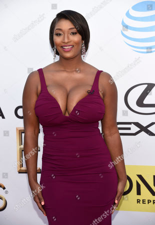 Editorial image of 47th Annual NAACP Image Awards - Arrivals, Pasadena, USA