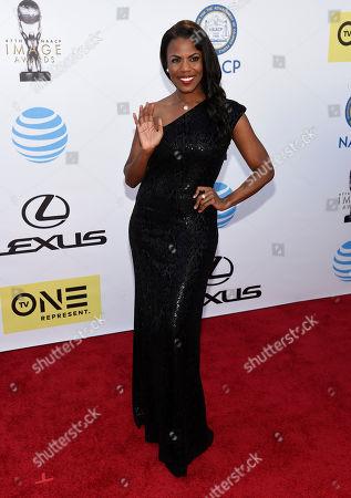 Editorial photo of 47th Annual NAACP Image Awards - Arrivals, Pasadena, USA