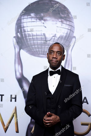 Cornell William Brooks poses in the press room at the 47th NAACP Image Awards at the Pasadena Civic Auditorium, in Pasadena, Calif