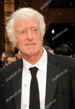 Roger A. Deakins arrives at the Oscars, at the Dolby Theatre in Los Angeles
