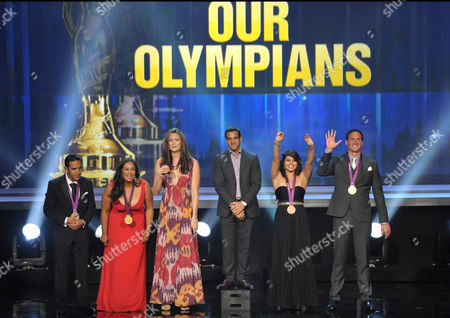 Editorial picture of ALMA Awards Show, Pasadena, USA