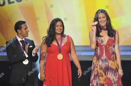 Editorial image of ALMA Awards Show, Pasadena, USA