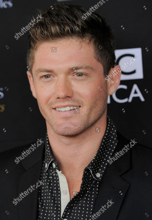 Actor Spencer Liff poses at the British Academy of Film and Television Arts Los Angeles TV Tea 2012 party at The London Hotel on in West Hollywood, Calif