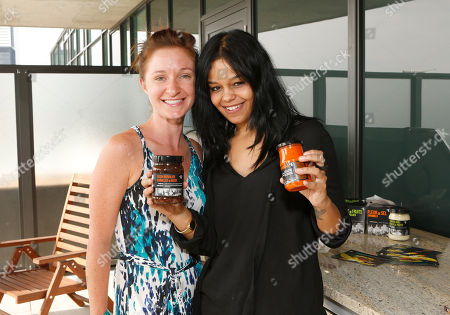 """Fefe Dobson attends the Baskâ?""""Itâ?""""Style media day, in Toronto"""