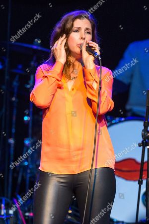Wendy Wilson of Wilson Phillips performs on stage during Brian Fest: A Night To Celebrate The Music Of Brian Wilson at the Fonda Theatre, in Los Angeles