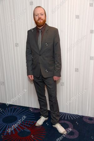 Steve Oram attends the Jameson Empire Awards 2014 at the Grosvenor Hotel, London