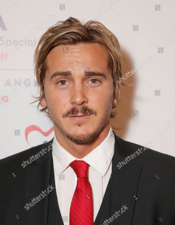 Stock Image of Steve Talley attends the CASA/LA Evening to Foster Dreams Gala at the Beverly Hilton on in Beverly Hills, Calif