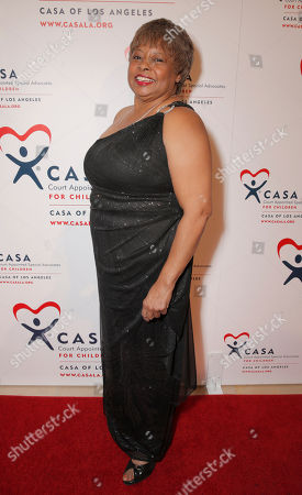 Stock Image of Reatha Grey attends the CASA/LA Evening to Foster Dreams Gala at the Beverly Hilton on in Beverly Hills, Calif