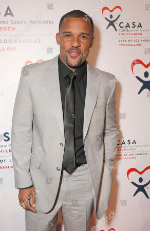 Peter Parros attends the CASA/LA Evening to Foster Dreams Gala at the Beverly Hilton on in Beverly Hills, Calif