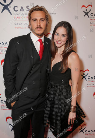 Editorial image of CASA/LA Evening to Foster Dreams Gala, Beverly Hills, USA