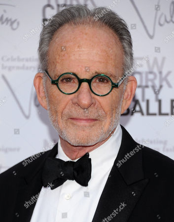 Actor Ron Rifkin arrives at the New York City Ballet Fall Gala honoring fashion designer Valentino Garavani at Lincoln Center on in New York. For this one night only Valentino will create costumes for three ballets