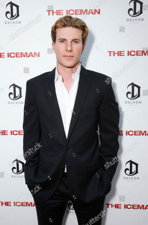 Editorial photo of DeLeon Tequila Presents a special screening of The Iceman - Red Carpet, Los Angeles, USA