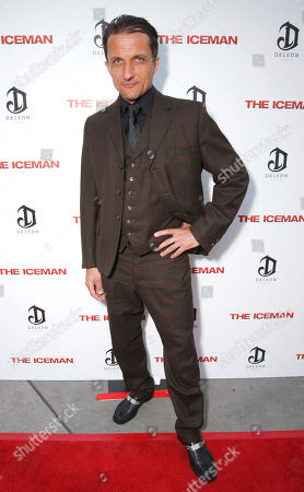 Zoran Radanovich attends the DeLeon Tequila special screening of The Iceman at the Arclight on in Los Angeles
