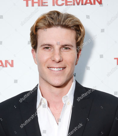Lance Broadway attends the DeLeon Tequila special screening of The Iceman at the Arclight on in Los Angeles