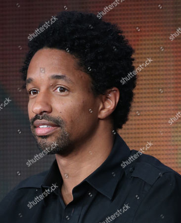 """Craig Frank participates in the """"Mixology"""" panel discussion at the Disney/ABC Winter 2014 TCA Press Tour on in Pasadena, Calif"""