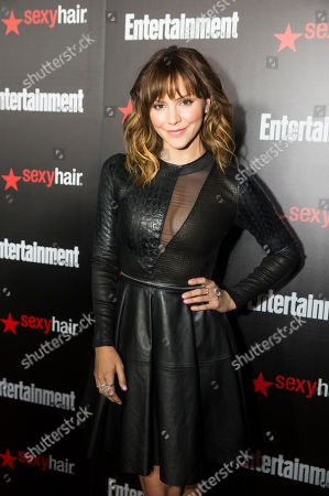 Katherine McPhee at the Entertainment Weekly Screen Actors Guild Party at Chateau Marmont on in Hollywood, CA