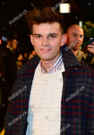William Tempest attends Walt Disney Pictures European Premiere of 'Oz: The Great And Powerful' at the Empire Leicester Square in London on