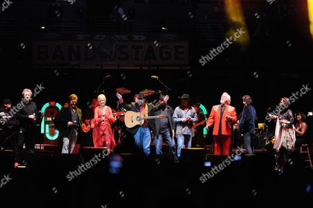 Editorial image of George Jones Tribute - Playin' Possum: The Final No Show, Nashville, USA