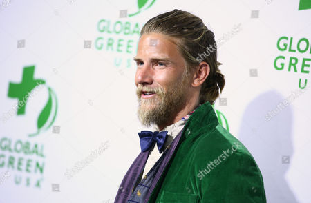 Jeff Garner arrives at the Global Green USA's 12th Annual Pre-Oscar Party at the Avalon Hollywood, in Los Angeles