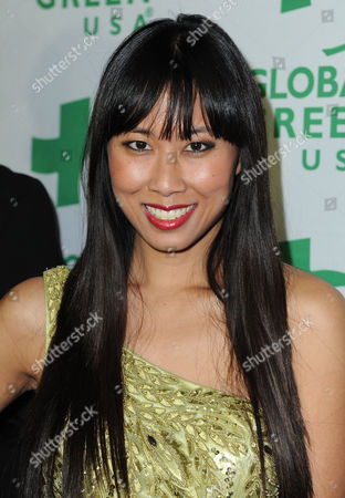 Stock Photo of DJ Shy arrives at Global Green USA's 10th Annual Pre-Oscar Party at the Avalon, on in Los Angeles