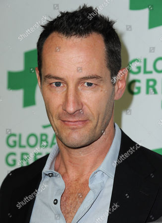 Sebastian Copeland arrives at Global Green USA's 10th Annual Pre-Oscar Party at the Avalon, on in Los Angeles