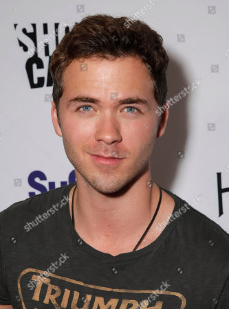 Stock Picture of Stephen Lunsford attends the Entertainment One Haven Party at Comic Con on in San Diego