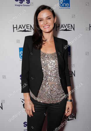 Ana Alexander attends the Entertainment One Haven Party at Comic Con on in San Diego