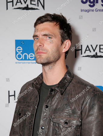 Lucas Bryant attends the Entertainment One â?oeHavenâ?? Party at Comic Con on in San Diego