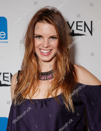 Catherine Annette attends the Entertainment One Haven Party at Comic Con on in San Diego