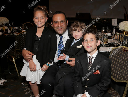 "Sam Nazarian and guests attend JDRF LA 11th Annual Imagine Gala"", on Saturday, May, 3, 2014 in Century City, Calif"