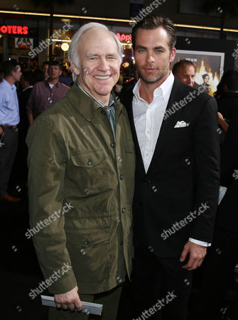 """Editorial photo of LA Premiere of """"Jack Ryan: Shadow Recruit"""" - Red Carpet, Los Angeles, USA"""
