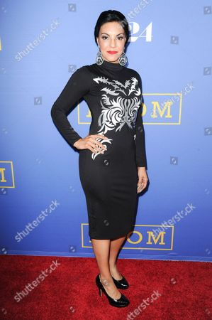 """Matilda Del Toro arrives at the LA Premiere of """"Room"""" held at the Pacific Design Center, in West Hollywood, Calif"""