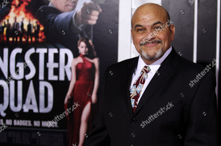 """Jon Polito attends the LA premiere of """"Gangster Squad"""" at the Grauman's Chinese Theater, in Los Angeles"""