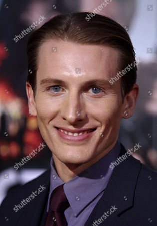 """Stock Photo of James Hebert attends the LA premiere of """"Gangster Squad"""" at the Grauman's Chinese Theater, in Los Angeles"""