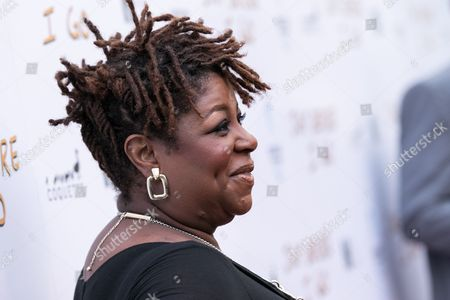 """Cleo King attends the LA Screening of """"Just Before I Go"""" at ArcLight Hollywood on in Los Angeles"""