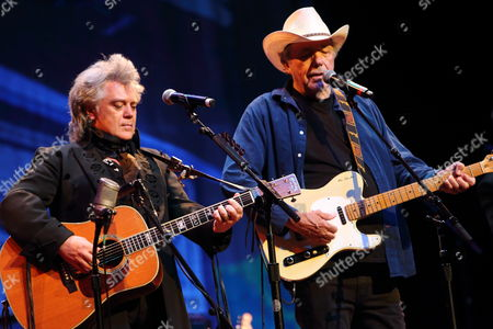Bobby Bare performs at Marty Stuart's Late Night Jam at the Ryman on in Nashville Tennessee