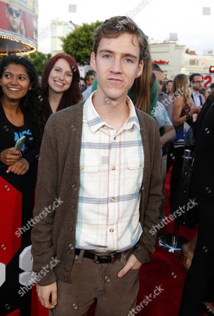 Dax Flame seen at the Metro-Goldwyn-Mayer Pictures and Columbia Pictures' World Premiere of '22 Jump Street' at The Regency Village Theatre, in Westwood, Calif