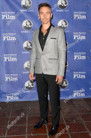 Rob Stewart attends the Modern Master Award Ceremony at the Santa Barbara International Film Festival on Friday, Jan.25, 2013, in Santa Barbara, Calif
