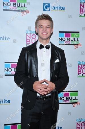 Editorial photo of NO BULL 2014 Teen Video Awards, Los Angeles, USA