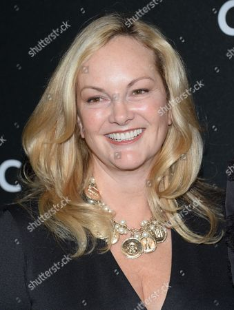 """Patricia Hearst attends the premiere of """"Carol"""" at the Museum of Modern Art, in New York"""