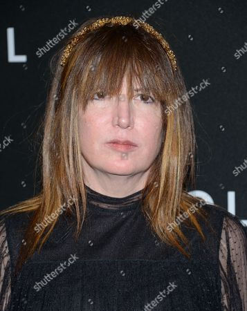 "Production designer Judy Becker attends the premiere of ""Carol"" at the Museum of Modern Art, in New York"