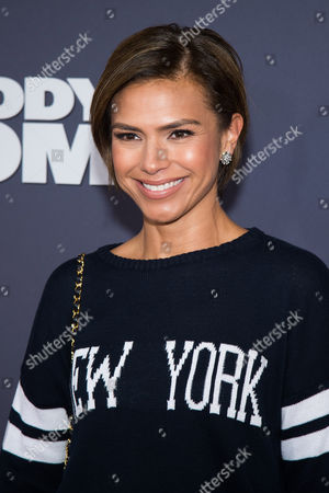 "Kristine Johnson attends the premiere of ""Daddy's Home"" at AMC Loews Lincoln Square, in New York"