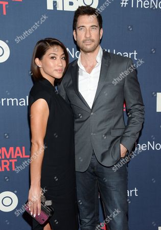 "Editorial photo of NY Premiere of ""The Normal Heart"", New York, USA"